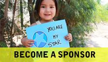 Become a sponsor with Star of Hope