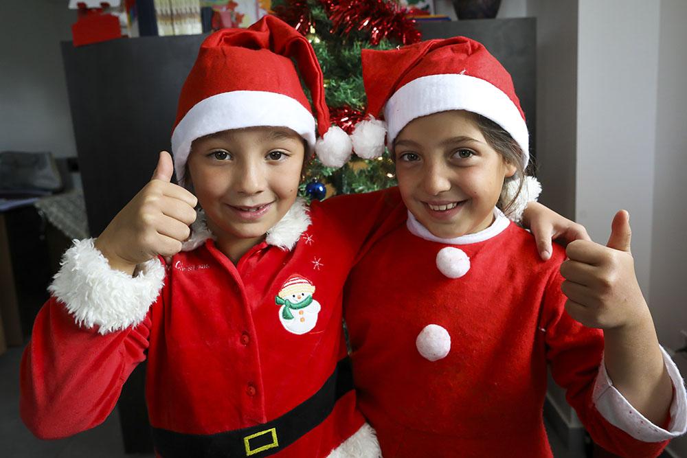bild julfest rumanien