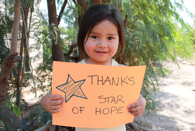 Star of Hope star