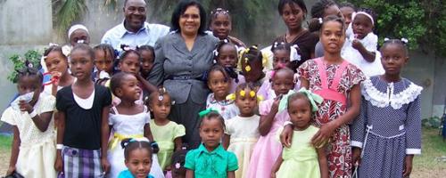 b47234317955 Haiti Love   Faith Girls Home