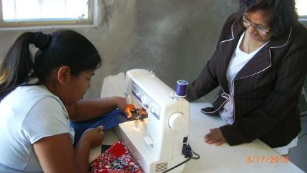 Sewing - A cottage Industry