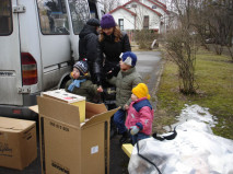 star of hope in latvia working with special needs kids